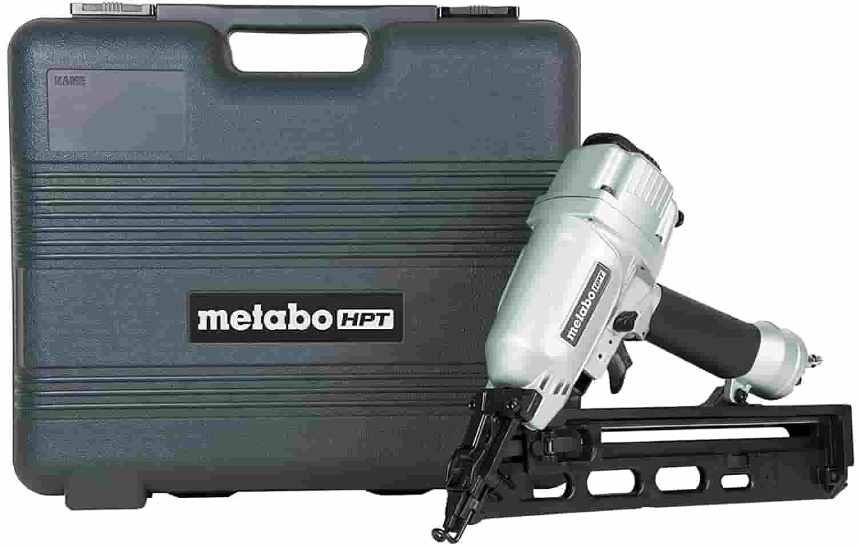 Metabo HPT Finish Nailer 15 Gauge
