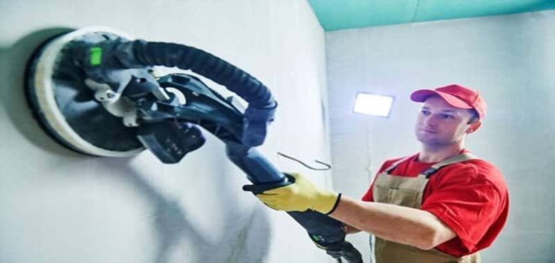 How to Use a Dustless Drywall Sander