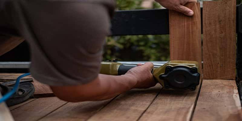How to Install Trim without a Nail Gun