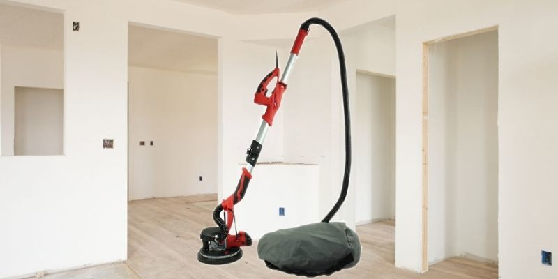 How to Use a Drywall Sander