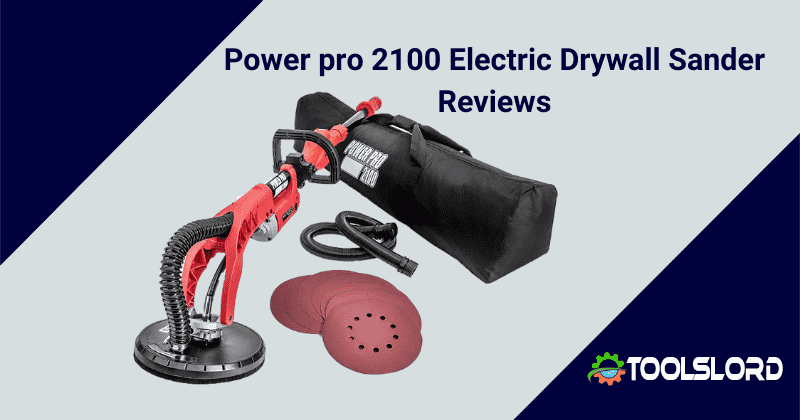 power pro 2100 electric drywall sander reviews