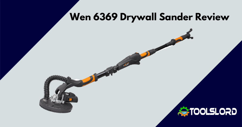 wen 6369 drywall sander review